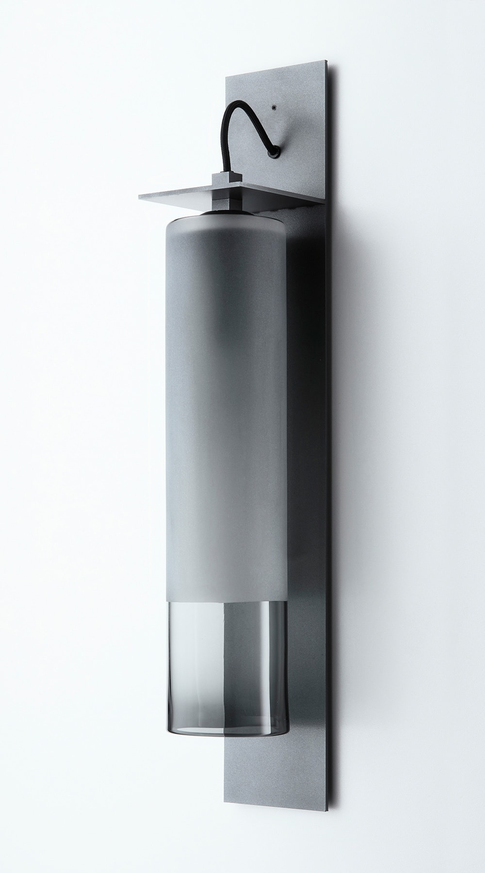 long wall sconce lighting.  wall wall sconcetallarticolo blackgrey frostblack flex on long sconce lighting